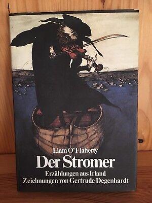 Bücher Belletristik Der Stromer~erzählungen Aus Irland~liam O'flaherty~zeichnungen Von Degenhardt Senility VerzöGern