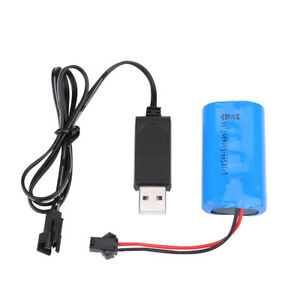 Upgrade-7-4V-500mAh-Rechargeable-Li-Po-Battery-Charger-For-RC-WPL-Crawler-Car