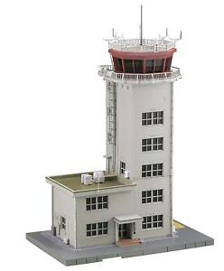 Tomytec-N-Scale-Air-Base-Control-Tower-1-144-Plastic-Model-Kit-AC920-w-Tracking