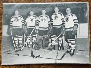 1991-92-Boston-Bruins-Defense-Sports-Action-Legends-Sawchuk-Boivin