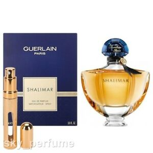Details ParfumbigRefillable Atomiser About Guerlain De 12ml Shalimar Eau Travel Spray uFK1JcT35l