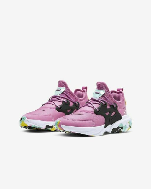 Nike React Presto MC (GS) Big Kids/ Youth Size 6Y CD8138 600 Cosmic Fuchsia