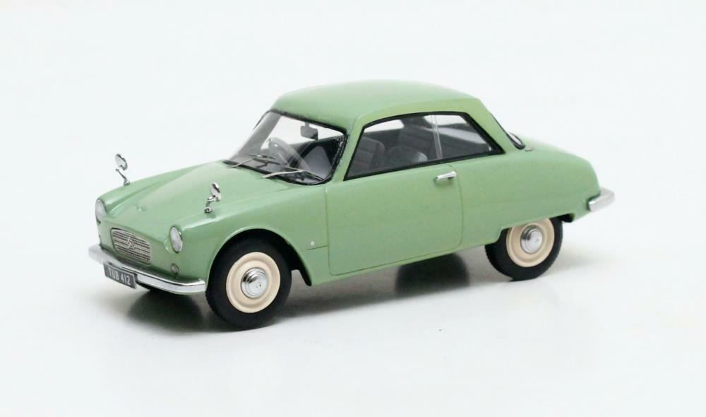 Citro ë n bijou  grün  1960 (matrix 1 43   mx30304-012)