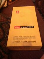 Unopened Box Of Kodak Projector Slide Plates Exp Sept 1968