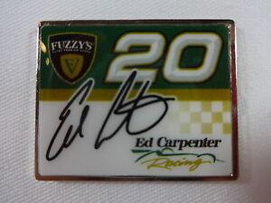 20-Ed-Carpenter-Racing-Fuzzy-s-Vodka-Collector-Pin-Indianapolis-500-IndyCar