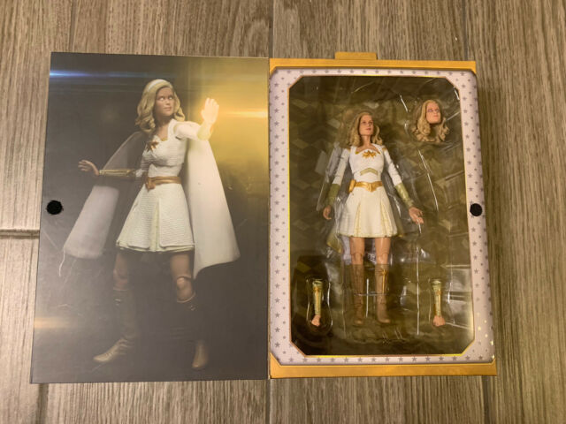NECA The Boys Ultimate Starlight WalMart Exclusive Figure IN HAND Ready to Ship