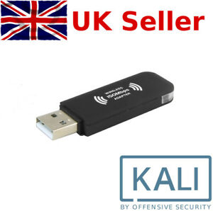 Details about USB WiFi Adapter Kali Linux Backtrack Compatible Hacking  Wireless Networks 3070