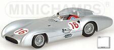 Mercedes Benz W196 J.M. Fangio Winner GP Italy 1954 1:43 Model MINICHAMPS