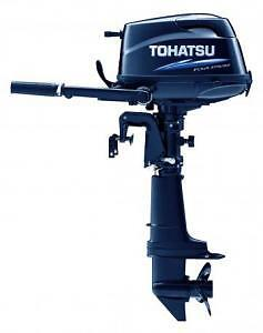 Image Is Loading New Tohatsu Mfs  Stroke Outboard