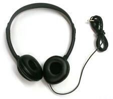 LOT 10 PC Got Ears? Ultra Lightweight Disposable Stereo Headphones Wholesale