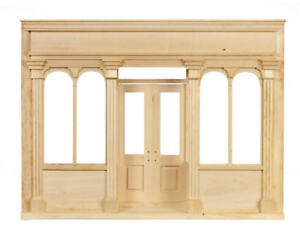 Dolls-House-Direct-12th-scale-full-shop-window-frontage-DIY74-Victorian-window
