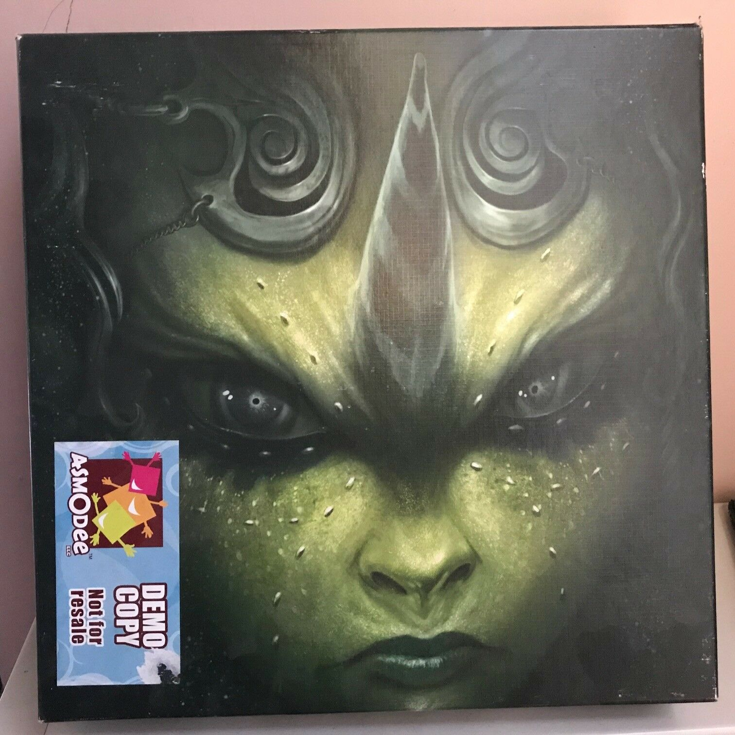 Abyss Board Game by Bombyx Raven - Collects cards for Creature Faction Powers