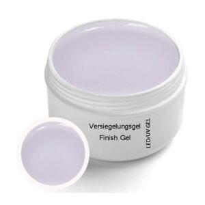 UV Gel Classic Finish clear 30ml - Versiegelungsgel