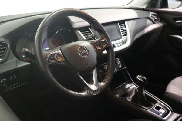 Opel Grandland X 1,2 T 130 Impress billede 8