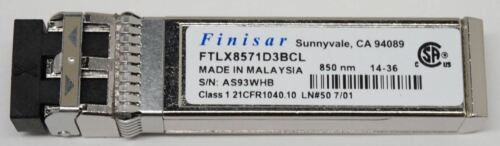 transceiver for Quanta LB6M LB4M switches SFP-10G-SR module 10GB SFP