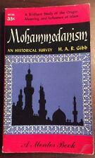 Mohammedanism A Historical Survey (1955,Paperback)Hamilton Gibb PreOwnedBook.com