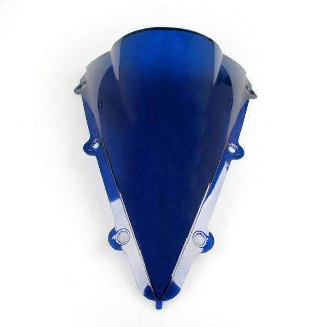 Pare Brise Bulle WindScreen Pour Yamaha YZF R1 2004-2006 Blue A
