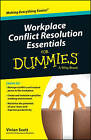 Workplace Conflict Resolution Essentials For Dummies by Vivian Scott (Paperback, 2014)