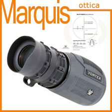 VORTEX monocolo SOLO 8x36 Tactical Azoto Reticolo Garanzia Vita Ottica Marquis