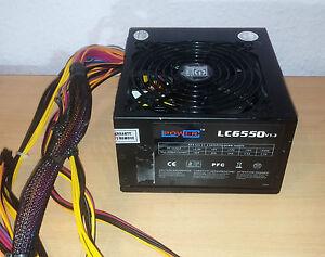 Computer Netzteil LC 6550 V1.3 550W gebraucht - Rostock, Deutschland - Computer Netzteil LC 6550 V1.3 550W gebraucht - Rostock, Deutschland