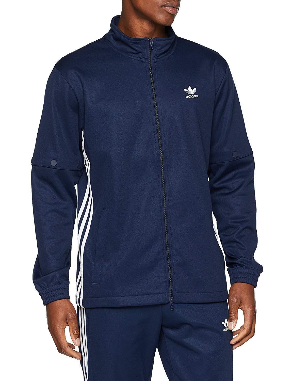 Adidas originals Adibreak Snap Track Jacket Größe XXL NEW 100% Genuine