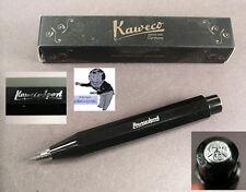 # Kaweco Skyline Sport Penna porta-mine nera 3,2mm Mine nuovo #