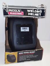 Lincoln Electric Welding Helmet Black Kh602 Welder