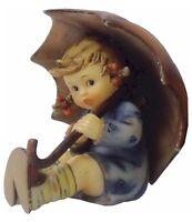 M I Hummel Umbrella Girl Ornament 935482 Minature Hummel 152/b In Box