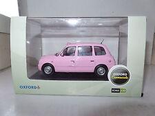 Oxford TX4005 1/43  O Scale London TX4 Taxi Taxicab Cab Pink
