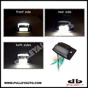 DBMOTOR Universal Truck Bed  / Cargo Area LED Weatherproof Light Kit - White
