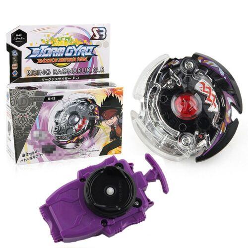 Doomscizor BOOSTER Burst Beyblade B-42 Hot Toy Dark Deathscyther