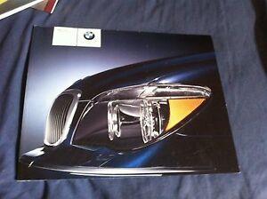 2006-BMW-7-Series-80-Page-USA-Market-Sales-Brochure-Prospekt