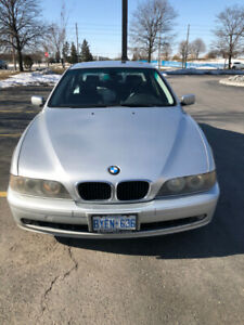 """2002 BMW 530i WITH """"M"""" PACKAGE"""