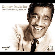 SAMMY DAVIS, JR. - MY NAME IS SAMMY DAVIS (NEW CD)