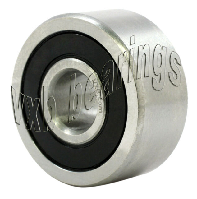 LR5203NPPU 17x47x17.5 Track Bearings 17mm//47mm//17.5mm Roller Double Row Guide