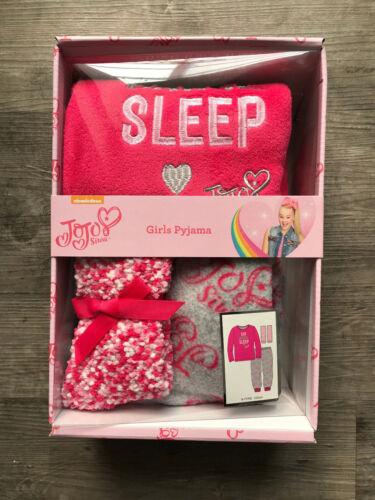 Girls Primark Harry Potter Tinker Bell JoJo Siwa Unicorn Pyjamas /& Socks Box Set