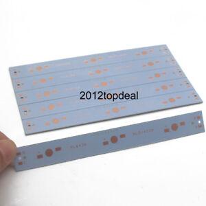 20pcs 140mm x 16mm aluminium pcb circuit board for 3 x 1w 3w 5w led rh ebay com