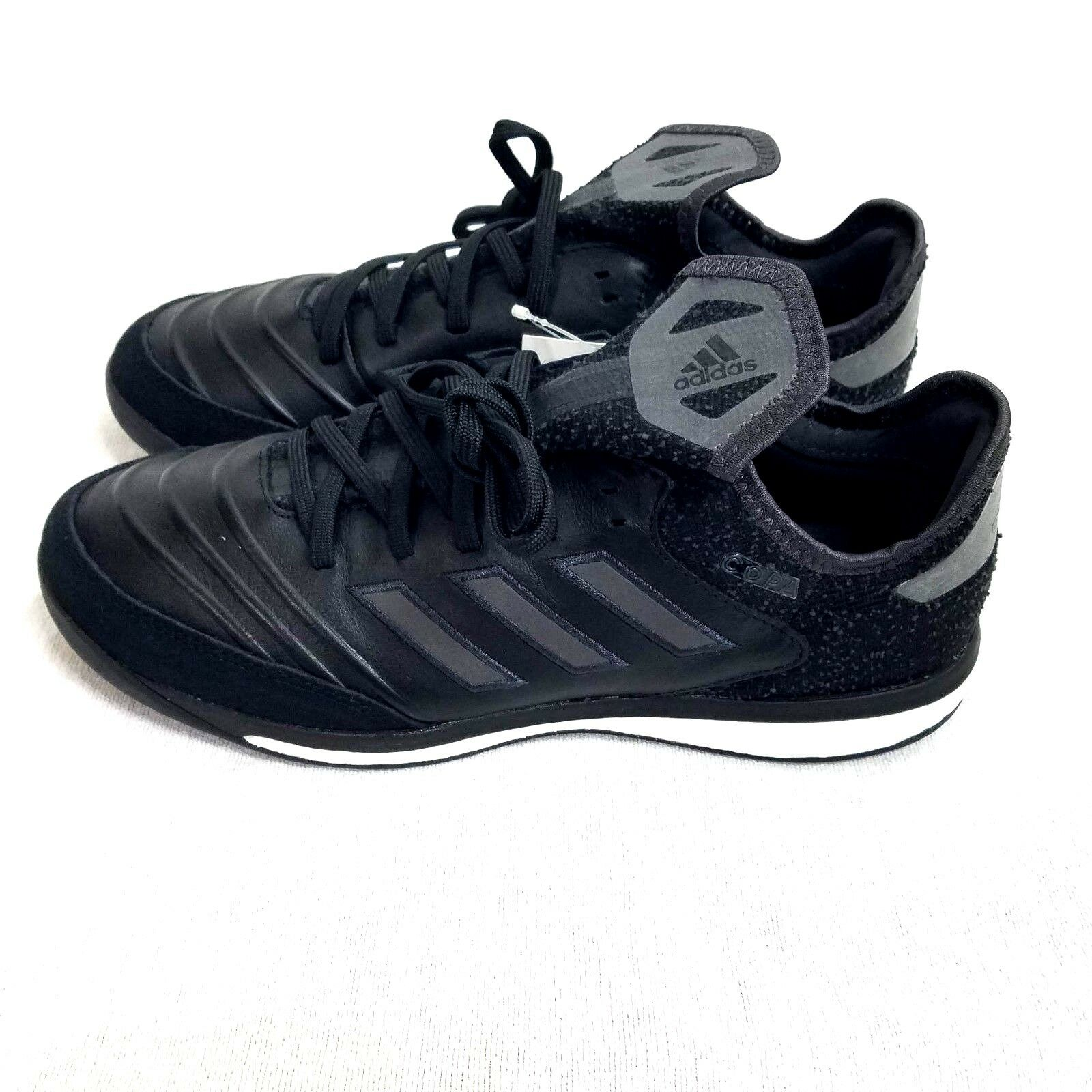 Men's Adidas Black COPATango 18.1 Trainer Soccer shoes Boost Size11 New
