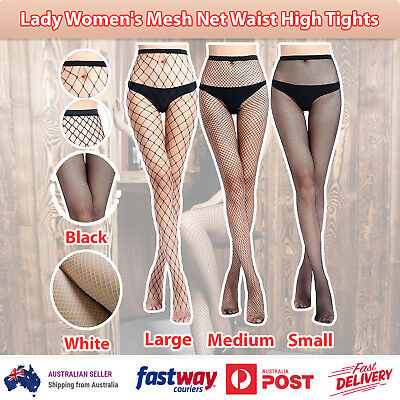 f81947d955d New Waist High Tights Lady Women s Mesh Net Fishnet Stockings Jacquard  Pantyhose