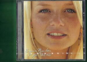 EMMA-BUNTON-A-GIRL-LIKE-ME-CD-NUOVO-SIGILLATO