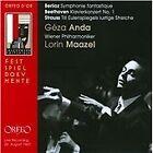 Berlioz: Symphony Fantastique; Beethoven: Klavierkonzert No. 1; Strauss: Til Eulenspiegel (2010)