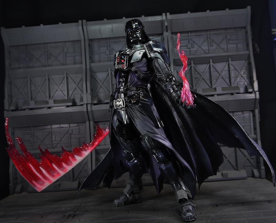 Square Enix variante Jugar Arts Kai Guerra De Las Galaxias Darth Vader 10  Figura De Acción Nueva
