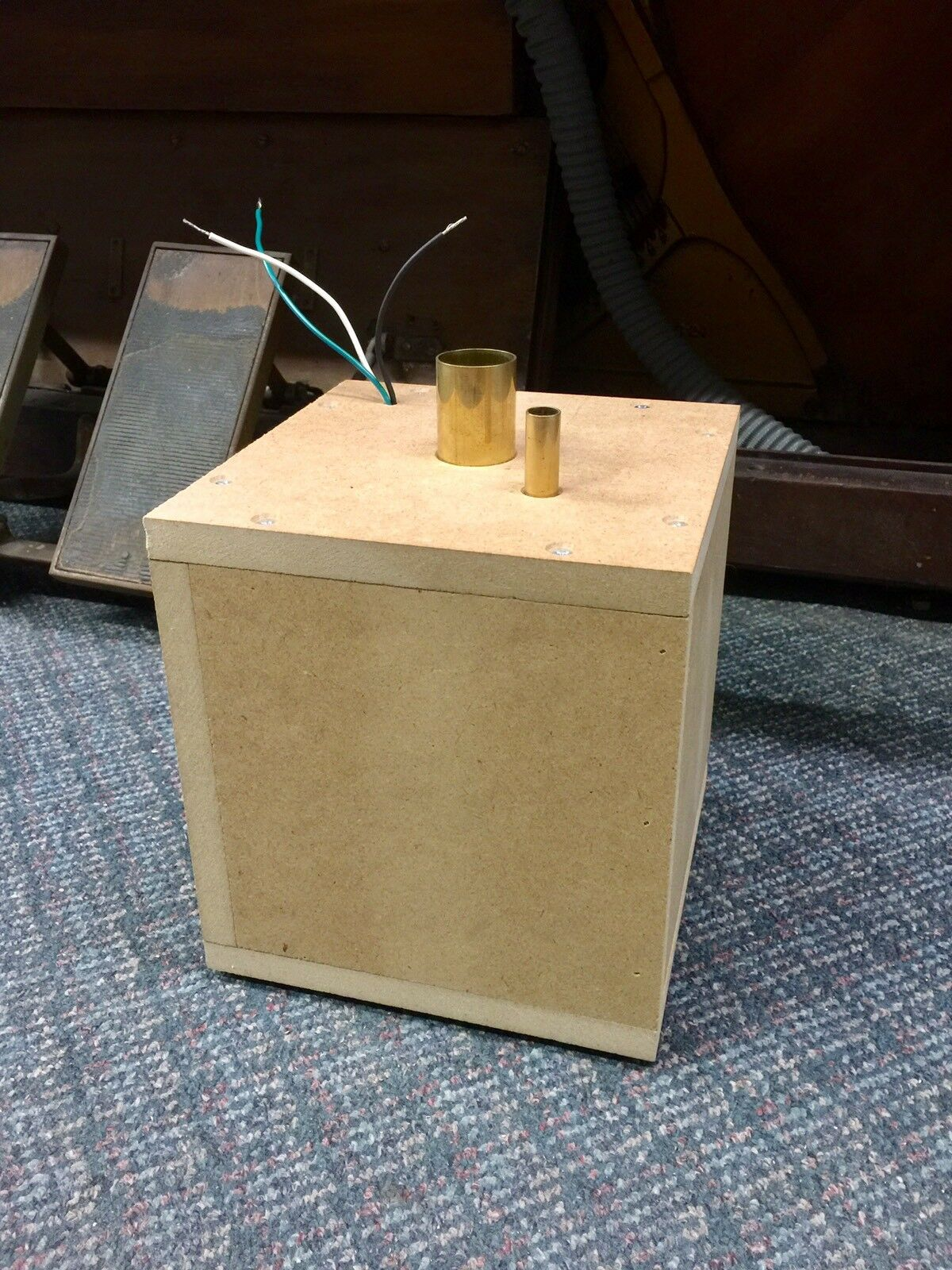 Player Piano Electric Vacuum Motor   Suction Box - Electrify it  SS0-120