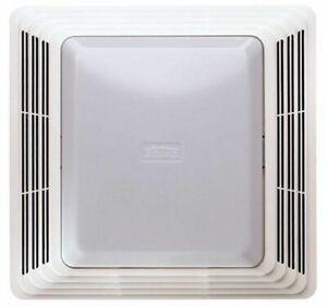 50 Cfm Broan Ventilation Fan Light Combo Bathroom Exhaust ...