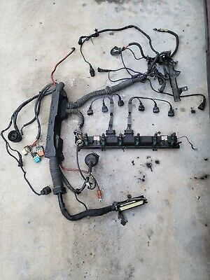 Bmw E36 Engine Wiring Harnes - Wiring Diagram