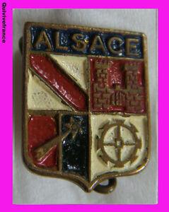 Bg3990 - Insigne Blason Alsace Zhcre6kw-07224616-889337082