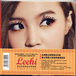 Leehi-Lee-Hi-First-Love-2013-Korea-CD-DVD-TAIWAN-VERSION-B