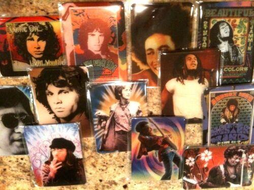 Woodstock Generation Trading Card Master Set Beatles!++
