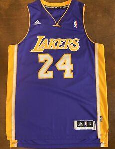 Details about Adidas NBA Los Angeles LA Lakers Kobe Bryant Basketball Jersey