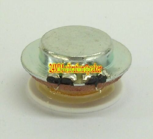 welcome to buy 2pcs 24MM Vibration Speaker Loudspeaker 4ohm 2~3W ...